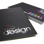carte de visite design