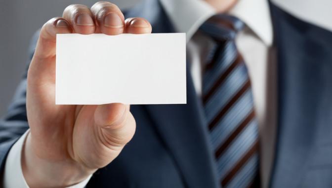 Personnaliser une carte de visite par salarié