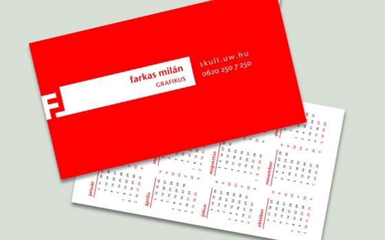 calendar buisness
